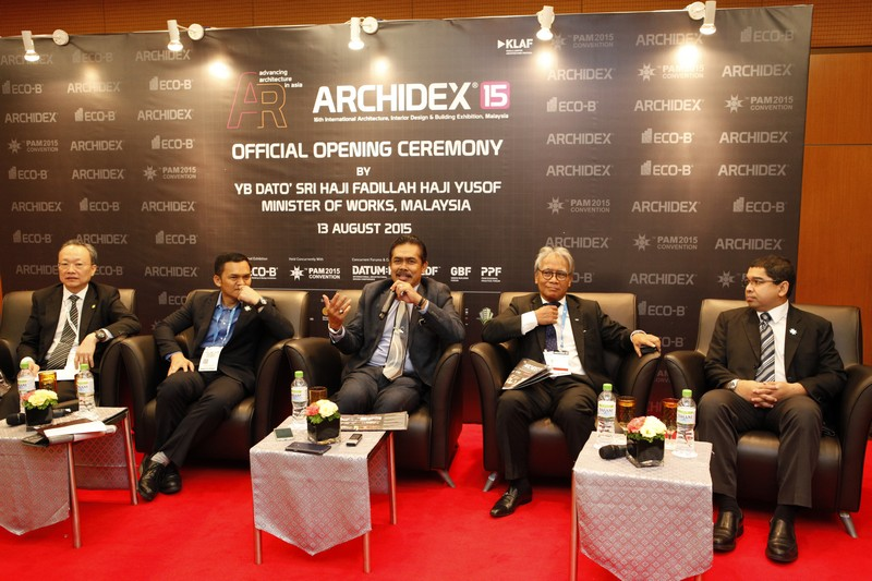 Press-Conference-at-Opening-Ceremony-Of-ARCHIDEX-15